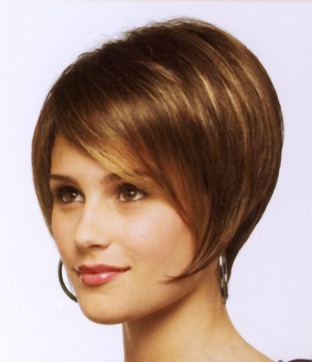 Short Hair Wig Pictures